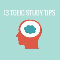 TOEIC Practice Tips